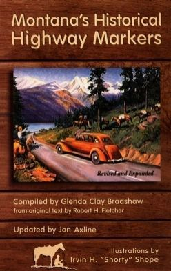 Montana's Historical Highway Markers image, Click for more information