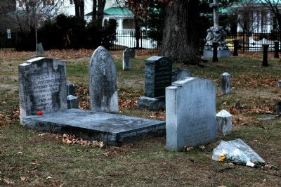 F. Scott Fitzgerald's Gravesite Photo, Click for full size