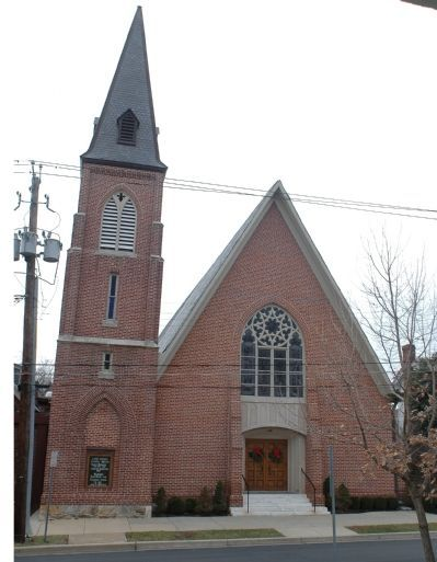 Christ Episcopal Church Photo, Click for full size