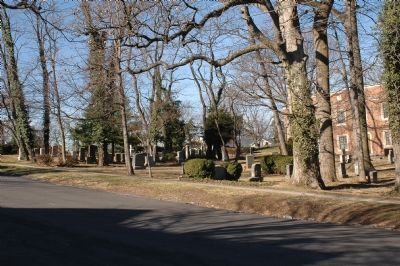 Grace Episcopal Church Cemetery image. Click for full size.