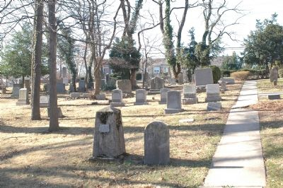 Grace Episcopal Church Cemetery Photo, Click for full size