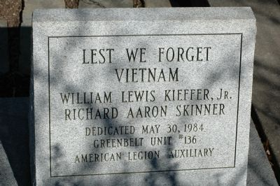 Lest We Forget Vietnam image. Click for full size.