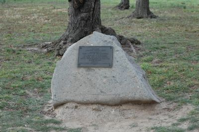The Commemorative Stone Photo, Click for full size