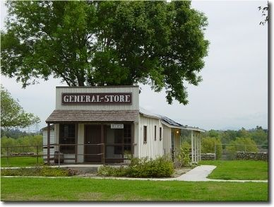 General Store and Post Office Photo, Click for full size