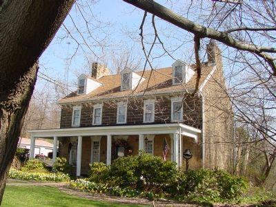 Hill S Tavern Historical Marker