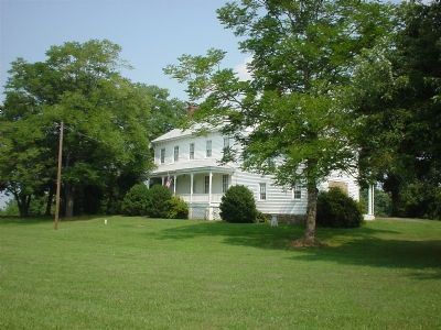 Silas Burke House image. Click for full size.