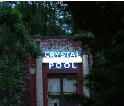 The Crystal Pool Photo, Click for full size