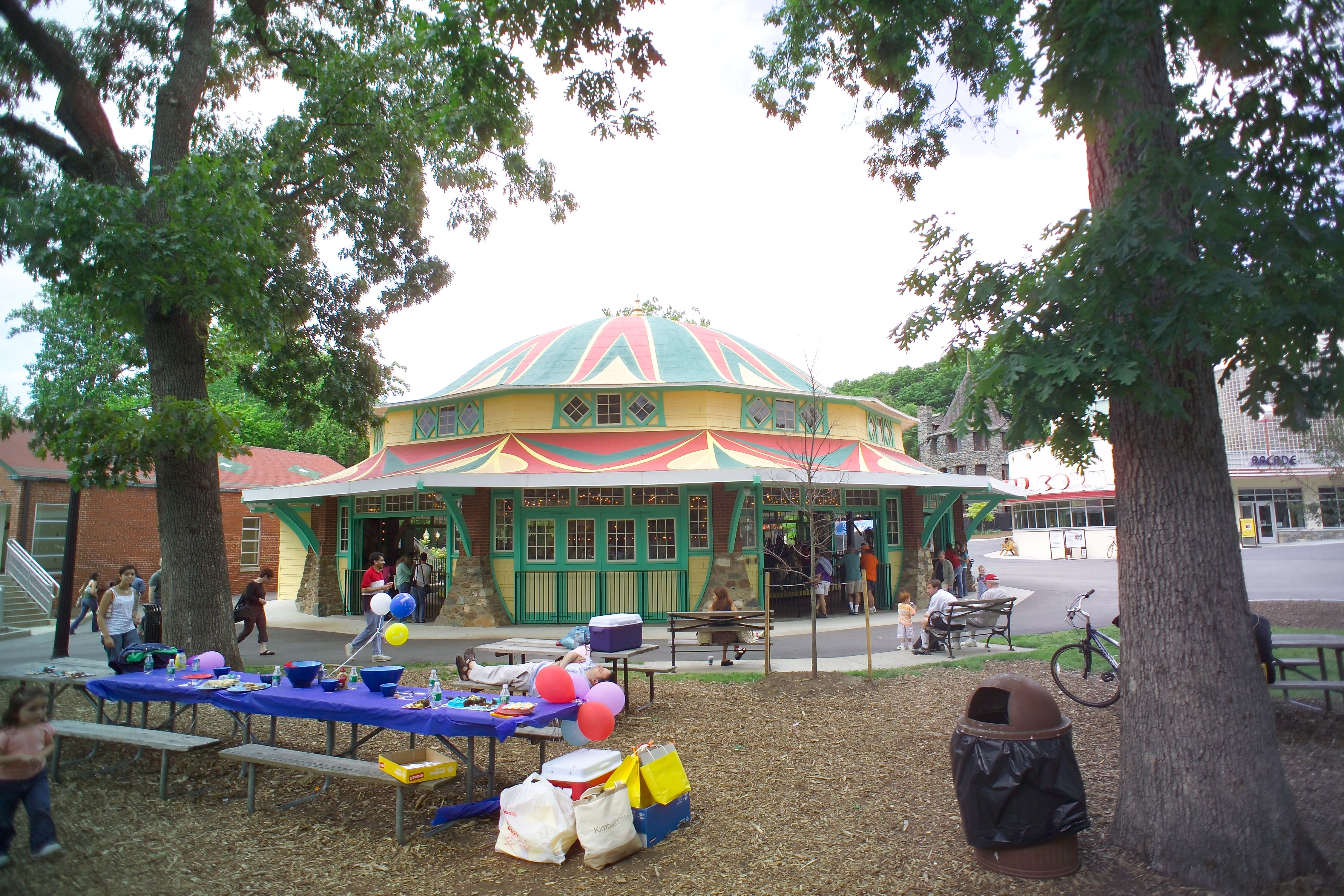 The Dentzel Carousel