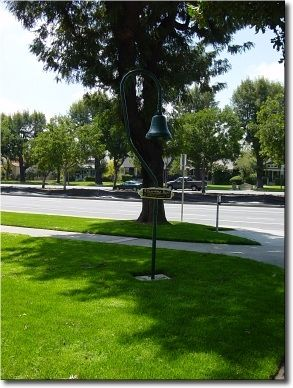 El Camino Real Bell Marker image. Click for full size.