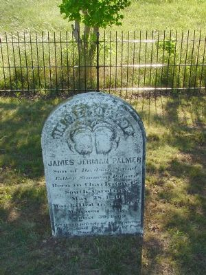 <i>In Memory of James Jerman Palmer</i> Photo, Click for full size