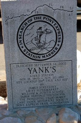 Yank's Marker image. Click for full size.