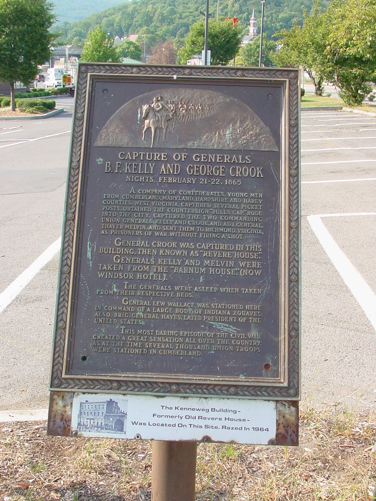 Capture of Generals Marker