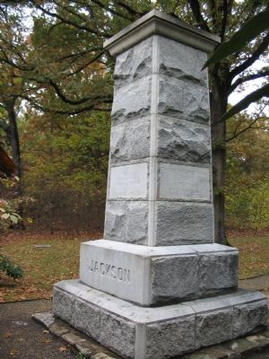 Jackson Monument image. Click for full size.