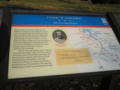 Todd's Tavern - March to Spotsylvania image. Click for full size.