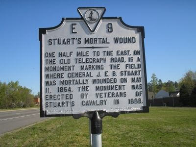 Stuart's Mortal Wound market image. Click for full size.