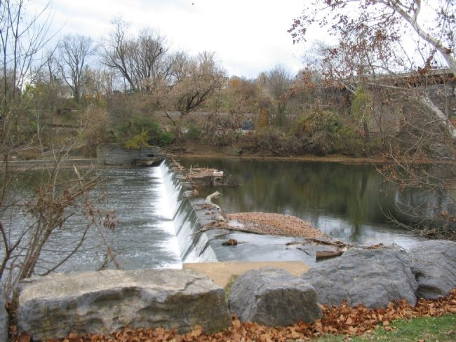 Old Dam at Riverton image. Click for full size.