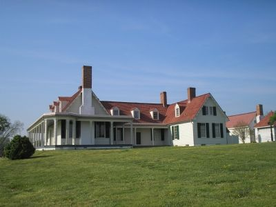 Appomattox Manor at City Point image. Click for full size.