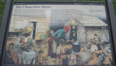 The Chancellor Slaves Marker image. Click for full size.