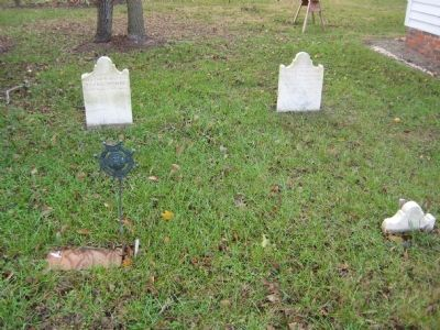 Revolutionary War Soldier Grave image. Click for full size.
