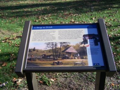 One of many descriptive markers on the plantation image. Click for full size.