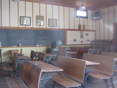 School Interior image. Click for full size.