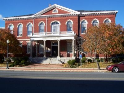 Somerset County Courthouse image. Click for full size.