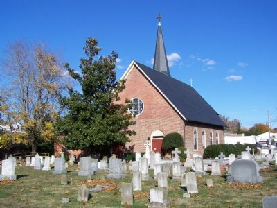 St. Andrew's Episcopal Church image. Click for full size.