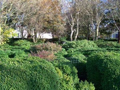 Boxwood Garden image. Click for full size.