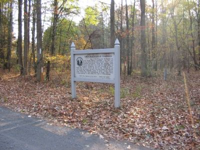 Chancellorsville Campaign Marker image, Click for more information