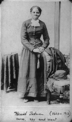 Harriet Tubman Photo, Click for full size