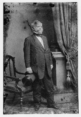 Hon. Thomas Holliday Hicks of Md. Photo, Click for full size
