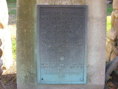 This Bell Marker image. Click for full size.