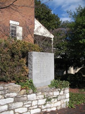 Chisholm Tavern Marker image. Click for full size.