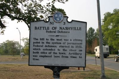 Battle of Nashville - Front Photo, Click for full size