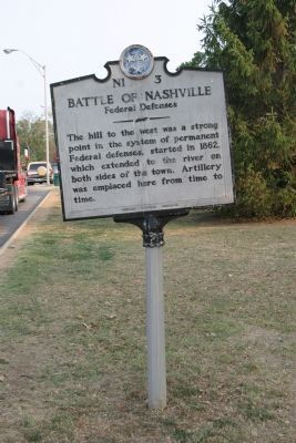 Battle of Nashville Photo, Click for full size
