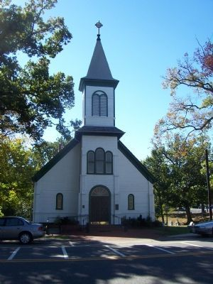 St. Ignatius Church, Oxon Hill image. Click for full size.