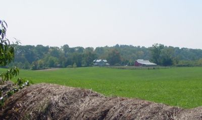 View of the Battlefield Today Photo, Click for full size