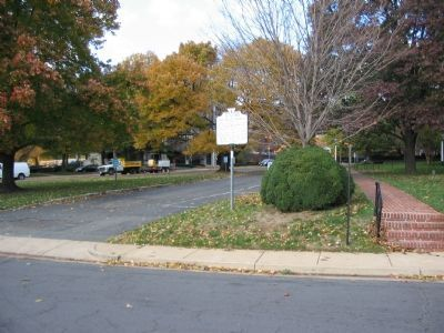 The Falls Church Marker Photo, Click for full size