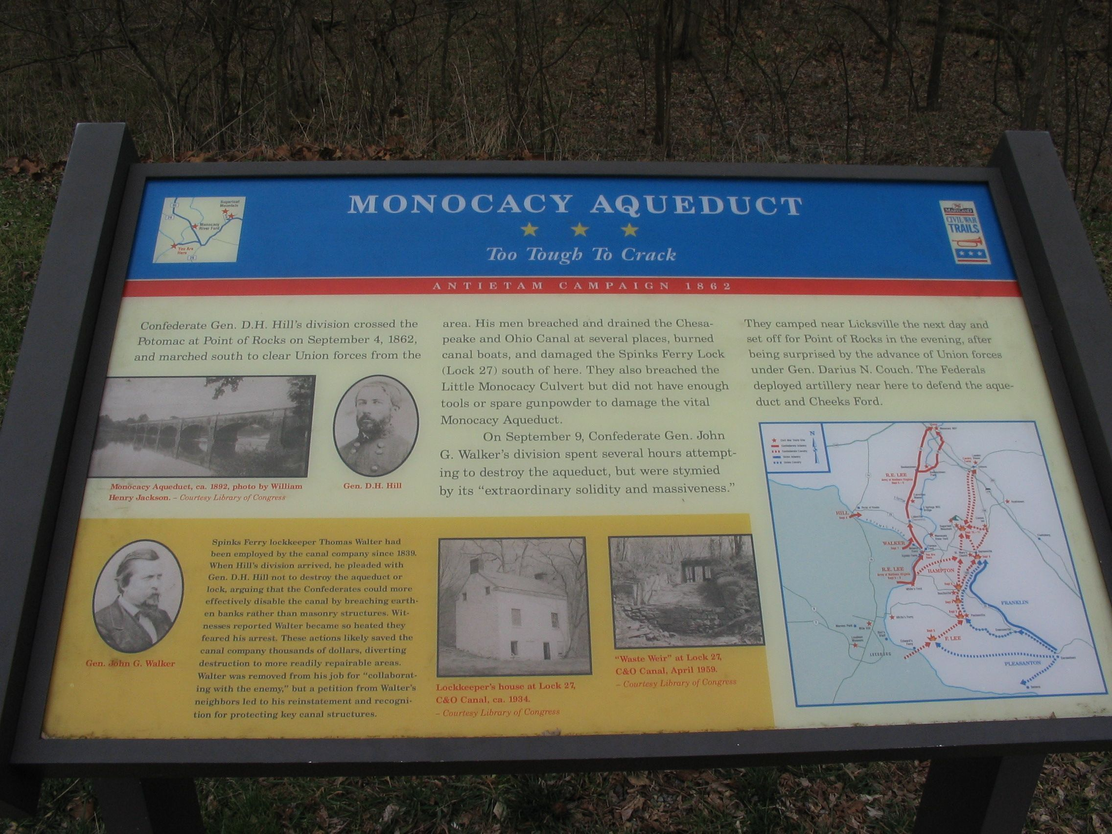 Another View of the Marker