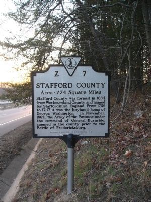 Stafford County Face image. Click for full size.