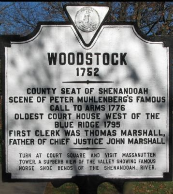 Woodstock Marker image. Click for full size.