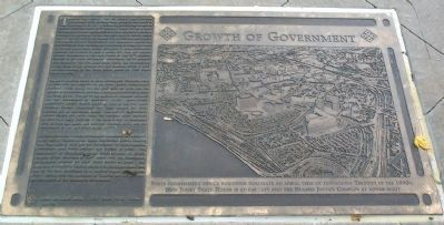 Growth of Government Marker image. Click for full size.