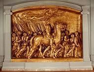 Saint-Gaudens' art image. Click for full size.