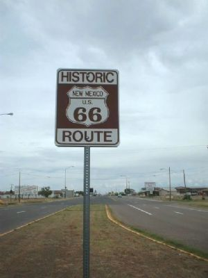 Historic Route 66 Photo, Click for full size