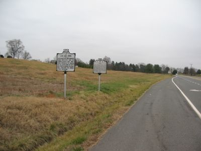 Virginia Markers F 16 and F 19 image. Click for full size.