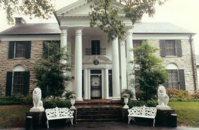 And then on to Graceland....in Memphis image. Click for full size.