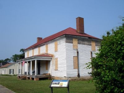 Brockenbrough-Peyton House Photo, Click for full size