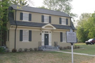 James Weldon Johnson Home and Marker image. Click for full size.