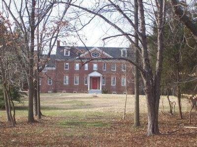 Harmony Hall Manor - Broad Creek Historic District Photo, Click for full size
