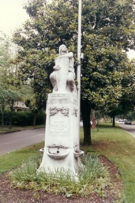 Monument to Chief Paduke Photo, Click for full size